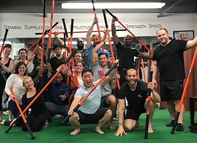 Stick Mobility Certification